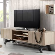 Movable Tv Stand Living Room Furniture Modern Design Wood And Metal Tv Stand Easy