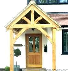 front door glass canopy gla modern glass front door canopy