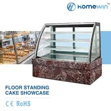 123568 china 180l countertop cake display fridge with imported accessories manufacturer supplier