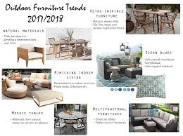 outdoor furniture trends. Plain Furniture The Outdoor Furniture Trends For 20172018 And R