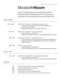 Resume Template Odt Best of 24 Free OpenOffice Resume Templates OTT Format