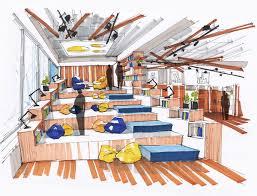 Book Cafe Design Concept Book Cafe On Behance