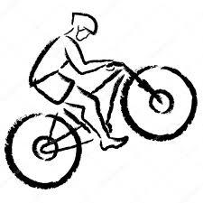 Afbeeldingsresultaat Voor Mountainbike Tekenen Tekeningen Tekenen