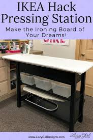 Best Ironing Board Design How To Make The Ironing Board Of Your Dreams Sewing Room