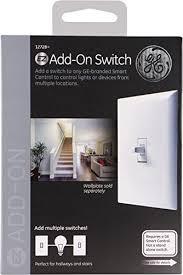 ge wave wireless lighting control. ge zwave wireless lighting control addon toggle style switch white ge wave c