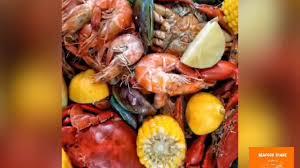 Seafood Shake - YouTube
