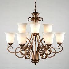 mercury glass chandelier 9 light glass shade two tiered chic chandelier glass shades for chandelier mercury
