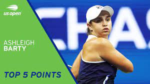 Ashleigh Barty | Top 5 Points