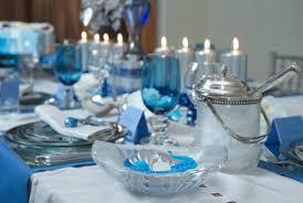 Greek Table Setting Decorations Chanukah Decorations Chanukah Table Setting Joy Of Kosher