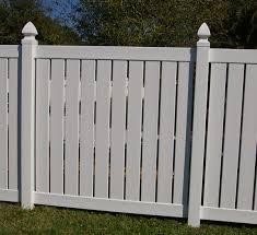 vinyl semi privacy fence. Exellent Vinyl Daytona SemiPrivacy Fence Vinyl Semiprivacy On Semi Privacy Y