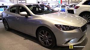 mazda 6 2015 interior. 2016 mazda 6 gt skyactiv exterior and interior walkaround 2015 ottawa gatineau auto show youtube