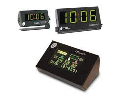 Countdown Touch von Interspace Industries / Timing Systeme - publitec.tv
