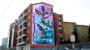 Street art: questi sono i murales più belli di Milano - Wired