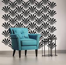 retro wall decor geometric wall decal art deco wall decal with art deco wall decals  on art deco wall decor ideas with art deco wall decals wall art ideas