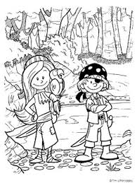 < download free pirate coloring pages. Pirate Kids 3 Printable Pdf Coloring Pages By Tim S Printables Tpt