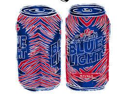 Labatt Blue Light Zubaz Bills Zubaz Labatt Blue Light Cans By Christopher Cavanaugh