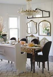 thanksgiving tablescape tour do something similar in my dining room with mirrors