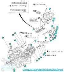 nissan frontier cylinder head parts diagram (vg33er engine) 2001 nissan frontier engine diagram 2001 nissan frontier cylinder head parts diagram (vg33er engine)