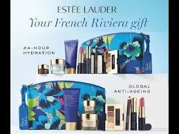 estee lauder french riviera myer australia gift with purchase 2018 skincare makeup bonus