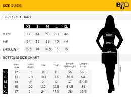 Cape Size Chart Harmonic 3piece Inner Pants And Cape Ego