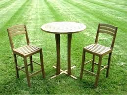 tall outdoor bistro table set and chairs best great high home bar ideas with kitche