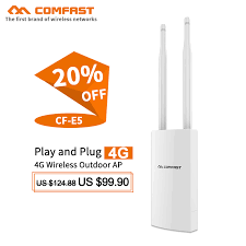 2019 New high speed 4G <b>LTE wireless AP Wifi</b> Router with WAN ...