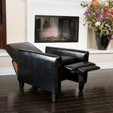 modern leather recliner chair. Stylish Recliner Club Chair Then Lear Ebay In Leather Modern E