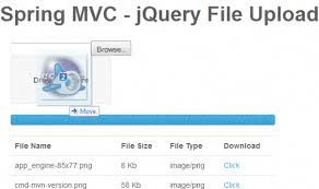 spring-mvc-jquery-file-upload