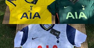 Kit out your little ones in a spurs mini or infant football kit. Nike Tottenham 20 21 Home Away Third Fourth Kits Leaked Footy Headlines