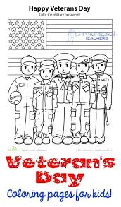 Veterans Day Color Pages Thank You Coloring For Of Printable Sheets