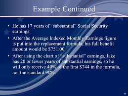 Social Security Power Point