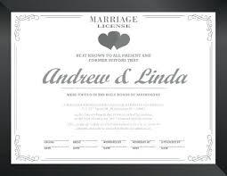fake marriage certificate online fake blank marriage certificate template free license danielmelo info