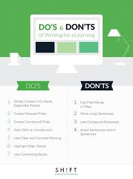 Do S And Don Ts In Writing A Resume - 28 Images - How To Write A ...