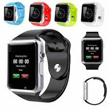 K22 Bluetooth akıllı saat Kol Saati Pedometre Spor Izci Supt 2G SIM Kart  Kamera Smartwatch Samsung XiaoMi Huawei için Sony Akıllı Saatler