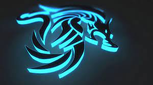 Cool Neon Dragon Wallpapers - Top Free ...