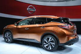 Nissan Murano – the Production Resonance