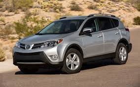 TOYOTA RAV4 - Review and photos