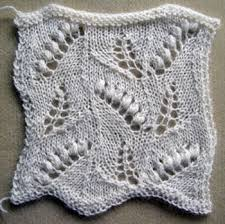 How To Read Lace Knitting Charts Estonian Lace At Born To Knit Salisbury