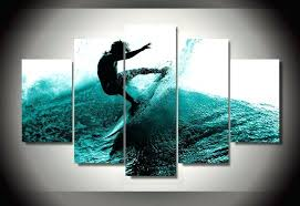 surfing pictures wall art