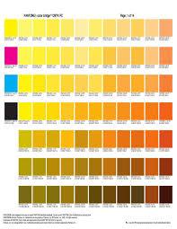 Cmyk To Pantone Color Conversion Chart Pantone Color Bridge Pantone Color Chart Pantone Color