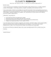 Sample Film Cover Letter Sample Office Manager Cover Letter Arzamas