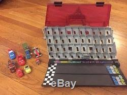 Disney Cars Fan Stand Display Case Disney Pixar Cars 100 Fan Stands Play Display Case World Grand Prix 25