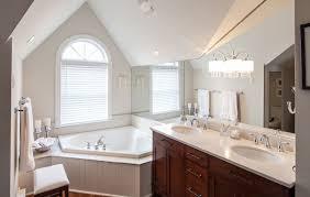small bathroom with built in bathtub