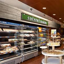 bakery interior design  custom signs and decorations