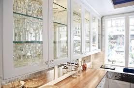 kitchen design inspiring clear glass kitchen cabinet doors and in kitchen cabinet glass doors renovation