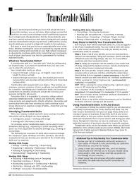 transferable skills to put on your resume   career devt    transferable skills to put on your resume