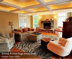 animal print rug4