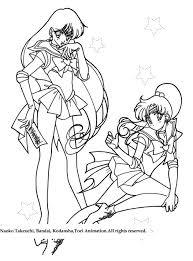 Small Picture Sailor moon portrait coloring pages Hellokidscom