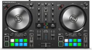 <b>DJ</b>-<b>контроллер Native Instruments</b> Traktor Kontrol S2 MK3
