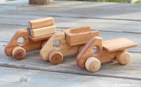 camden rose wooden little trucks